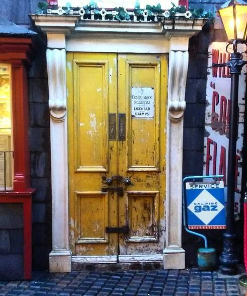 Killarny Door